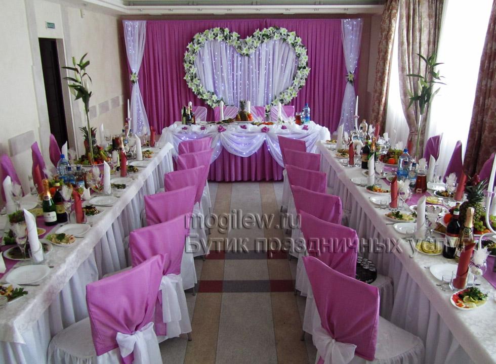Сделать арку свадебного зала